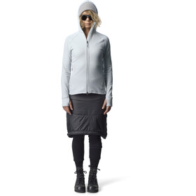 Houdini Power Houdi Jacket Dame Ground Grey
